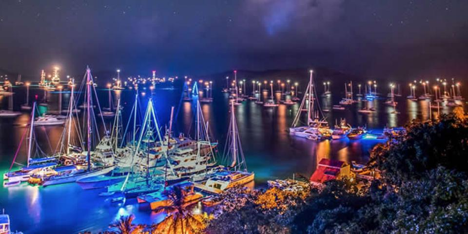 Christmas Vacation In The BVI The Moorings
