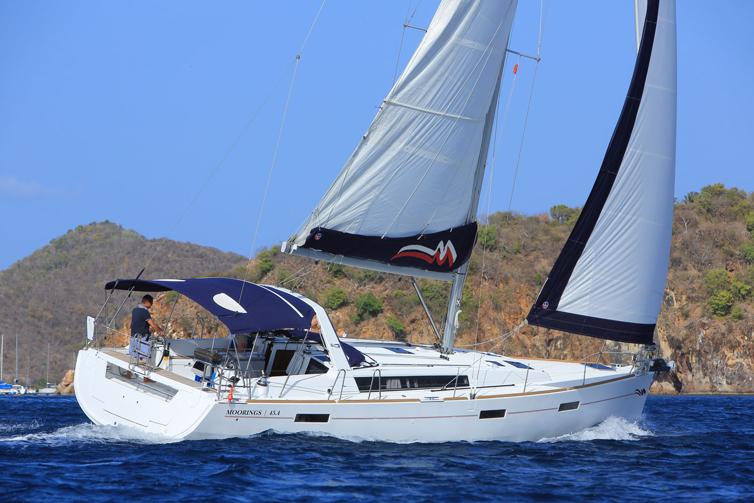 moorings yacht ownership