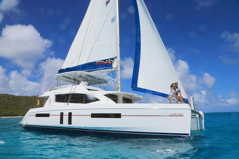 Moorings 5800 Crewed Yacht Moorings Ownership