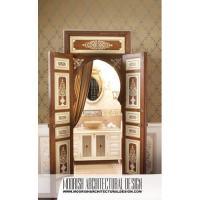Spanish Cedar wood doors - Moroccan Bedroom Door - Moorish ...