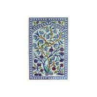 Kitchen backsplash mosaic tile mural - Moroccan Kitchen tiles