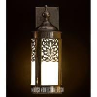 Rustic Sconces - Wall Light Fixtures | Exotic Lighting