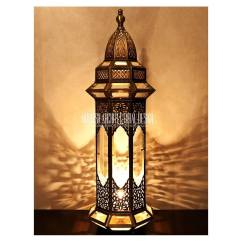 Antique Brass Kitchen Hardware Ada Cabinets Arabian Lamp Store - Moroccan Filigree Lights Moorish ...