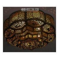 Moroccan Flush Mount Ceiling Lights | Exotic Flush ceiling ...