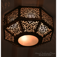 Moroccan Ceiling Light New York