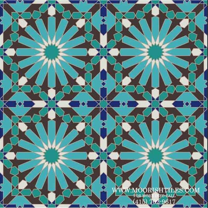 Cheap Moroccan tiles