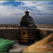 Moroccan Landscape Lighting Moorish Exterior