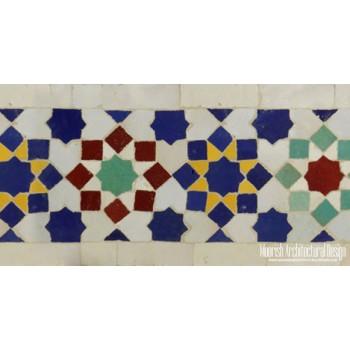 moroccan kitchen backsplash tile