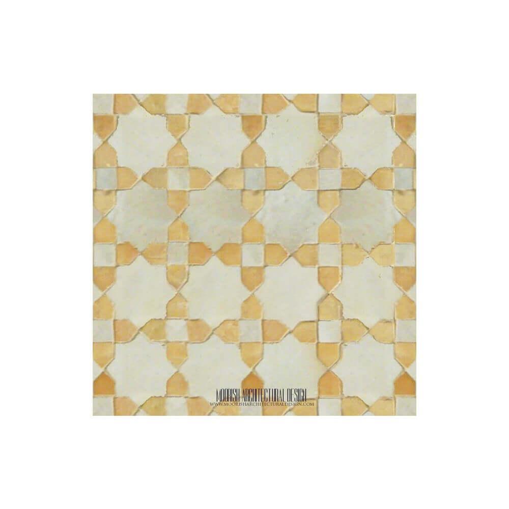 moroccan tile backsplash moorish tile