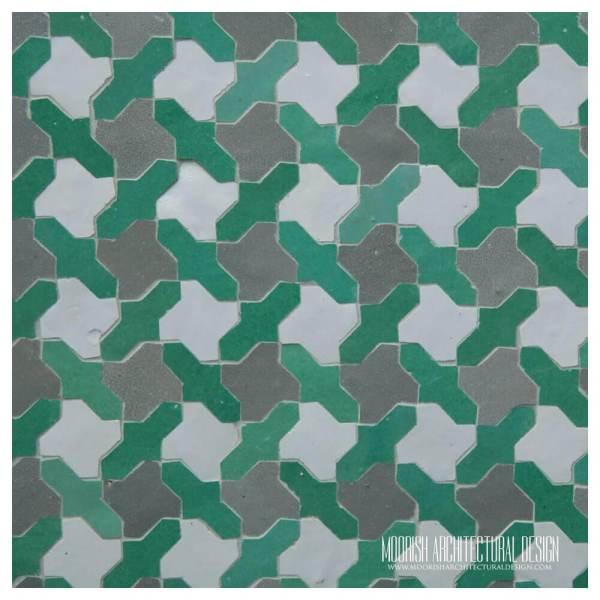 Mosque Ceramic Tiles Moroccan Tile