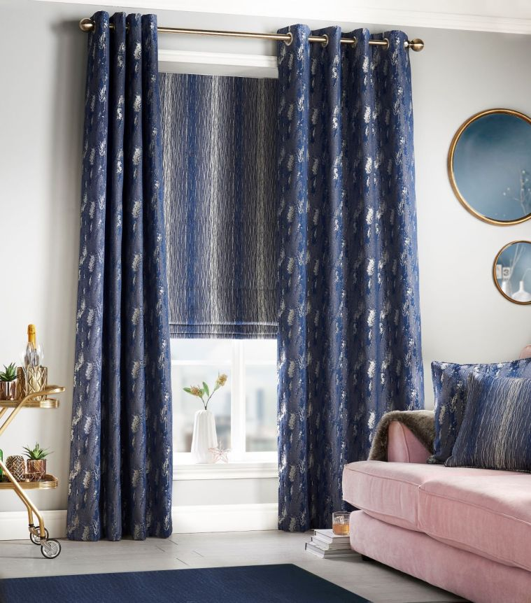 Made to measure curtains from Moor Sewing are handmade for a perfect fit, delivering a beautiful finish which will complement your home.