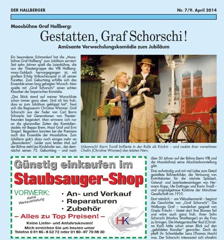 Bericht Hallberger Seite 1