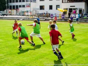 Fußball-Camp USV 2
