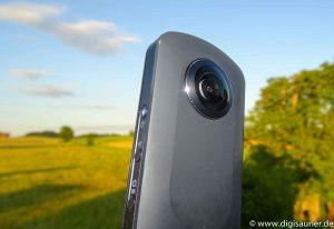 Theta S 360 Grad Panorama Kamera (1 von 1)