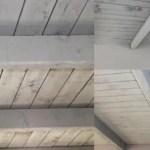 plafond schilderen grey wash