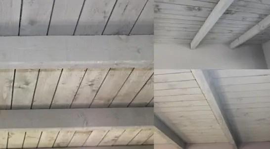 plafond schilderen grey wash verf