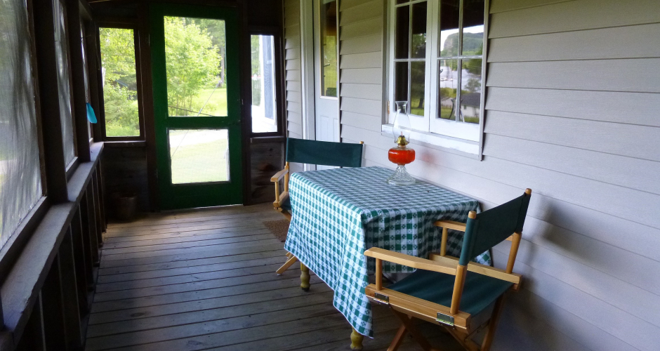 Kineo Porch