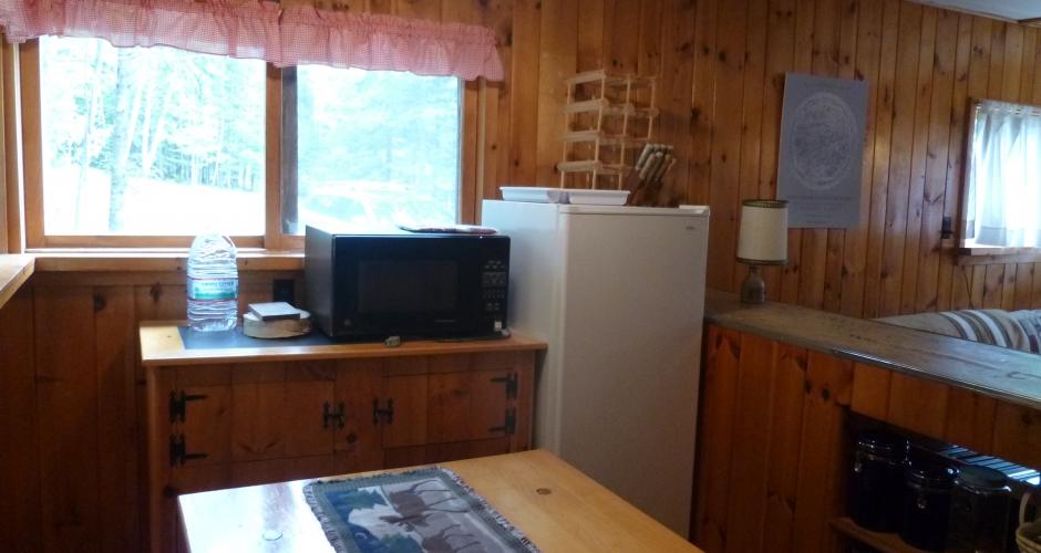 Highlands Camp Kitchen