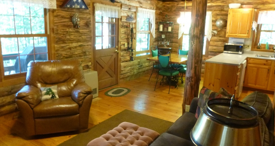 Loon Landing Living Area