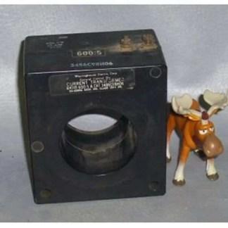 3486C98H06 Westinghouse Current Transformer 6005 3486C98H06