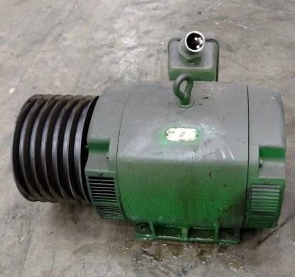 40 hp Horse Power Toshiba Motor 900 RPM 220440V 3ph 1