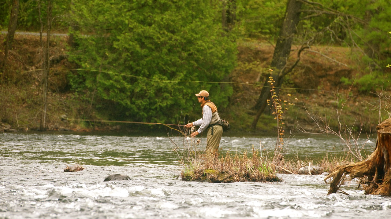 Fly fishing in the adirondacks ny all the best fish in 2018 for Learning to fly fish