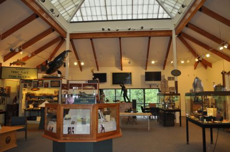The Catskill Fly Fishing Center and Museum