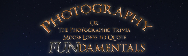 Photography Fundamentals