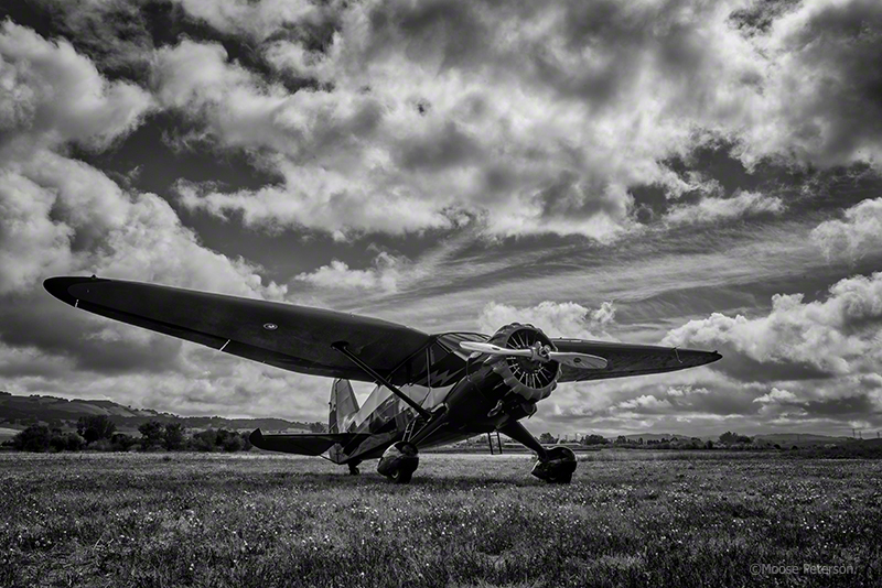 Stinson 9F captured by D750 / 24-70VR
