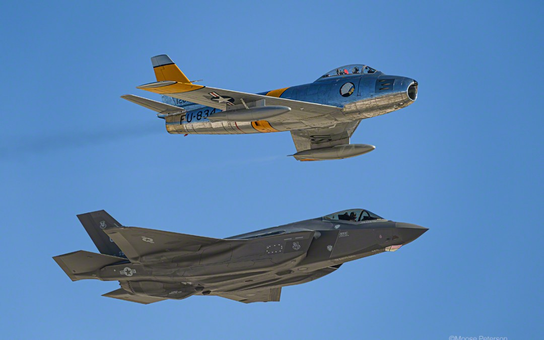 The Heritage Flight Opportunity