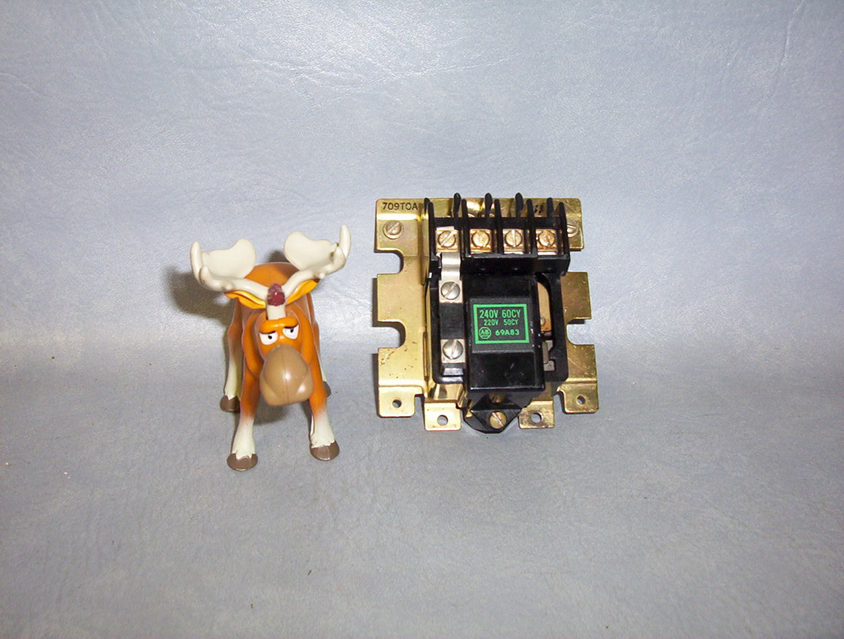 hight resolution of allen bradley size 00 contactor 709toa 709 toa