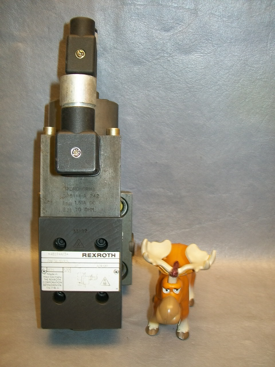 hight resolution of rexroth lfa25dbemtr60 315 12 hydronorma hydraulic valve assembly