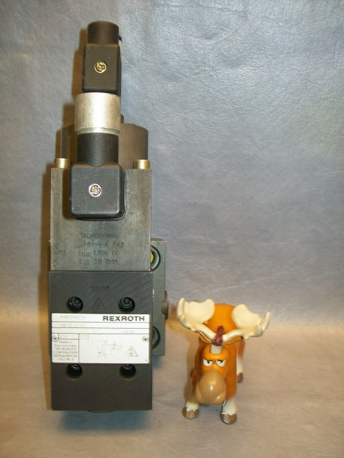 small resolution of rexroth lfa25dbemtr60 315 12 hydronorma hydraulic valve assembly