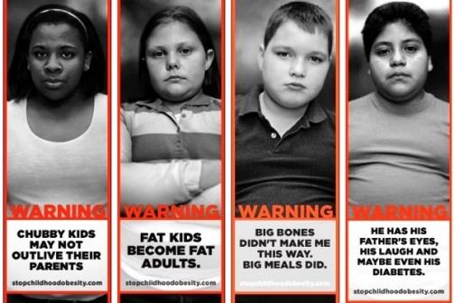 Kakva odvratna, promašena, fat shaming kampanja.