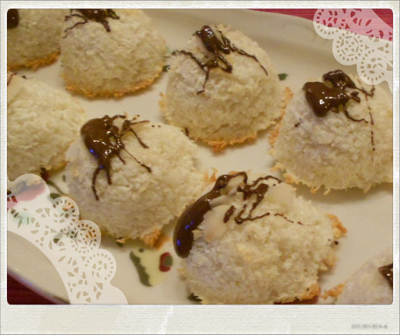 macaroons mooshema recept
