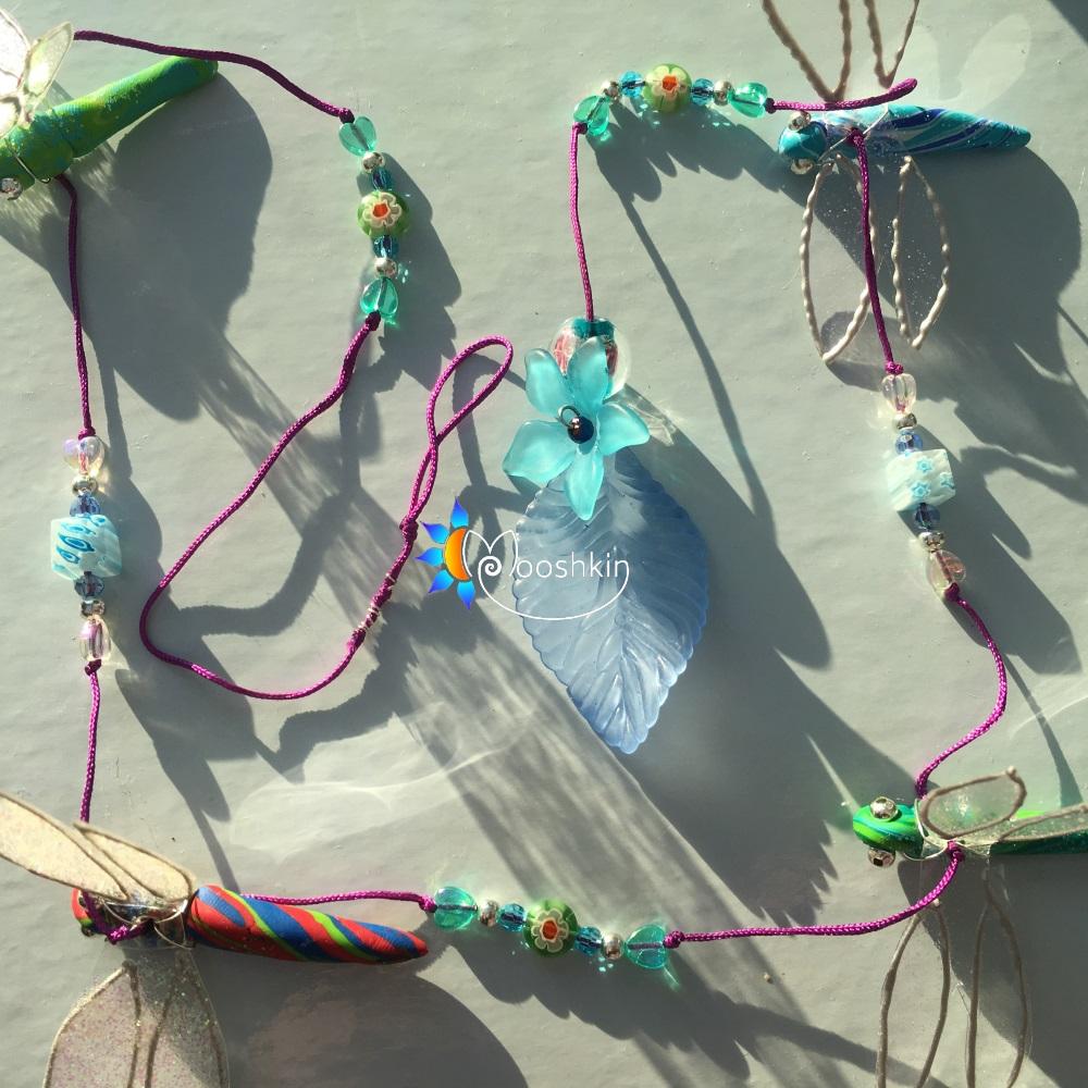 Dragonfly dangler – small (string of 4) | Mooshkin =^..^=