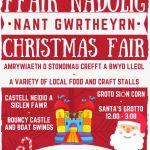 Nant Gwrtheyrn Christmas Fair 2018