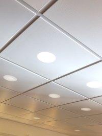 Fabric Ceiling Tiles | Tile Design Ideas