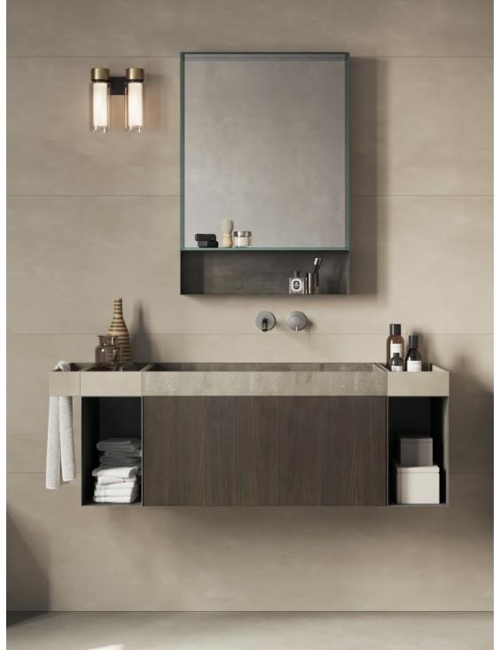 Meuble De Salle De Bain Design Compact Living 3 De Rexa