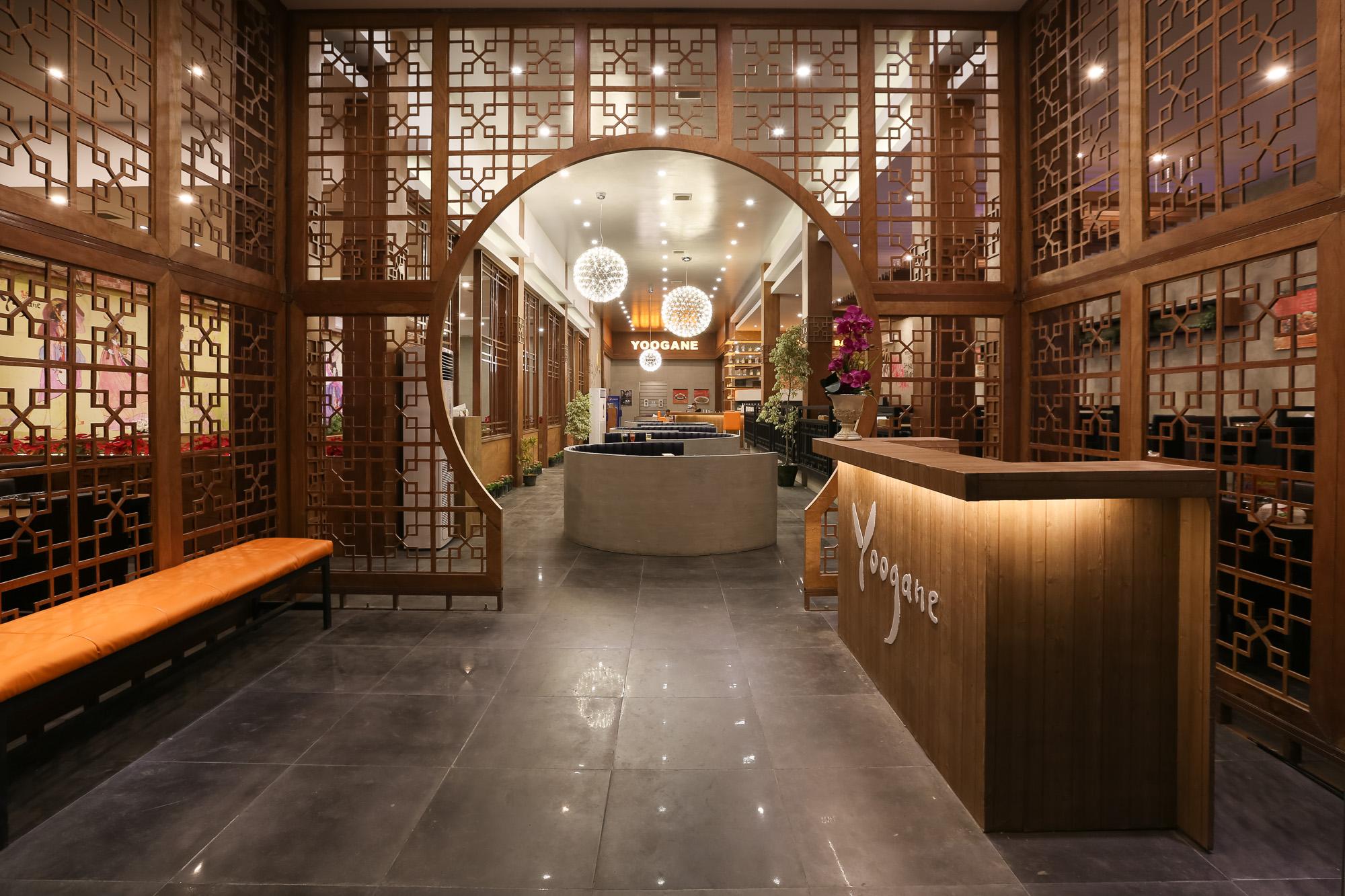 Yoogane Korea Restaurant  Mandalay  Mopa Design