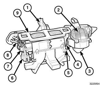 Mopar Performance Thermostat, Mopar, Free Engine Image For