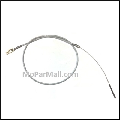 Original-equipment style parking/emergency brake cable for
