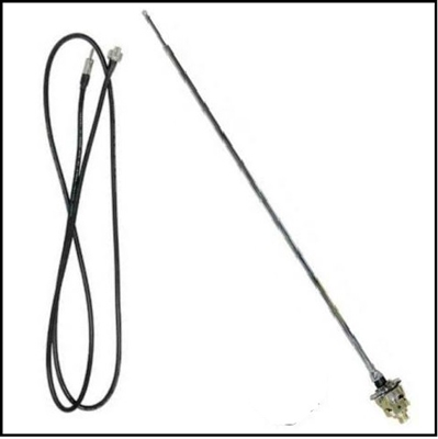 Complete radio antenna package for all 1968-70 Plymouth