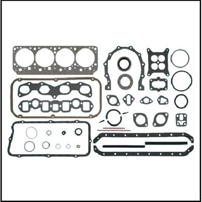 Complete Hemi engine gasket set for 1955-58 Chrysler