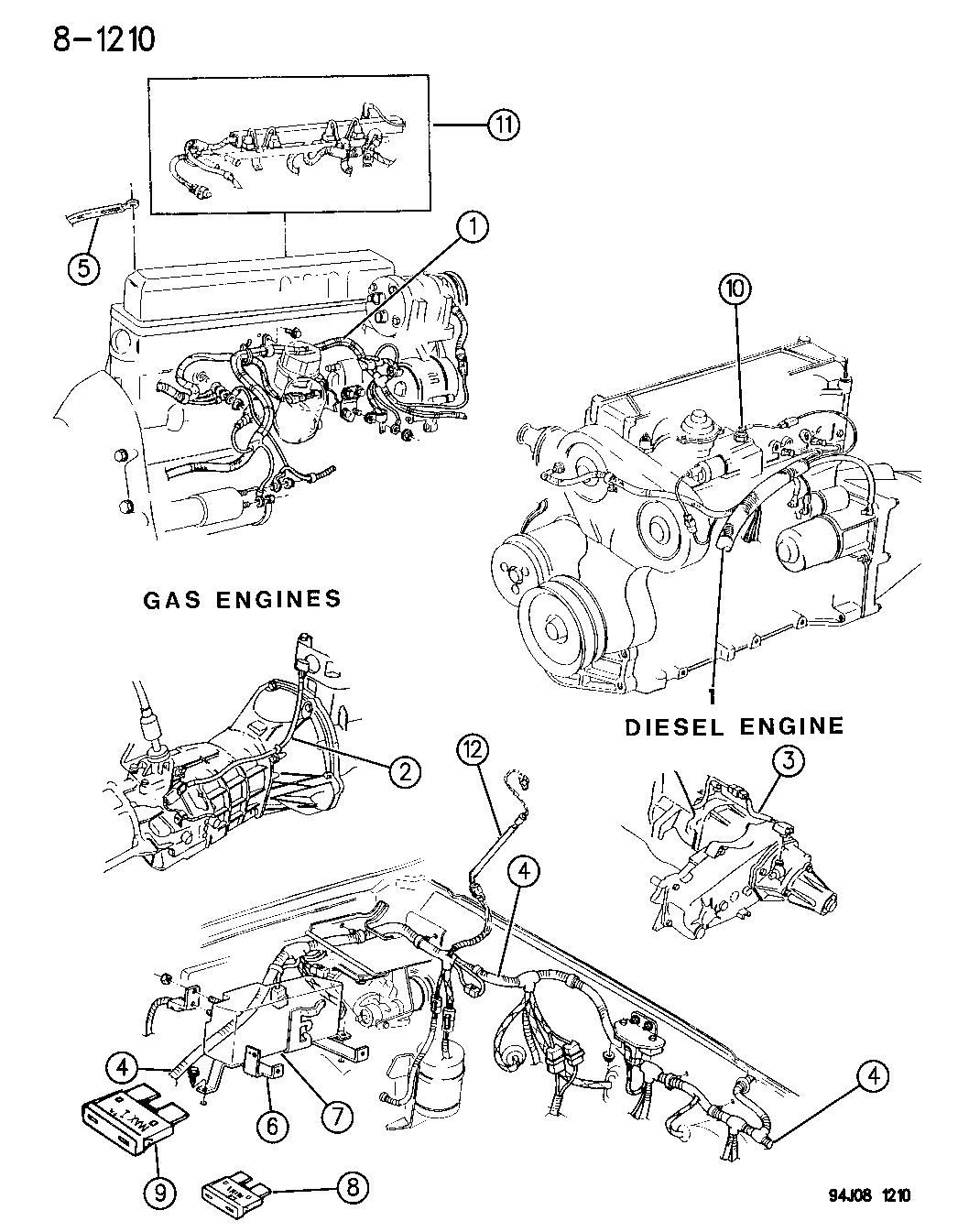 Jeep Cherokee Wiring