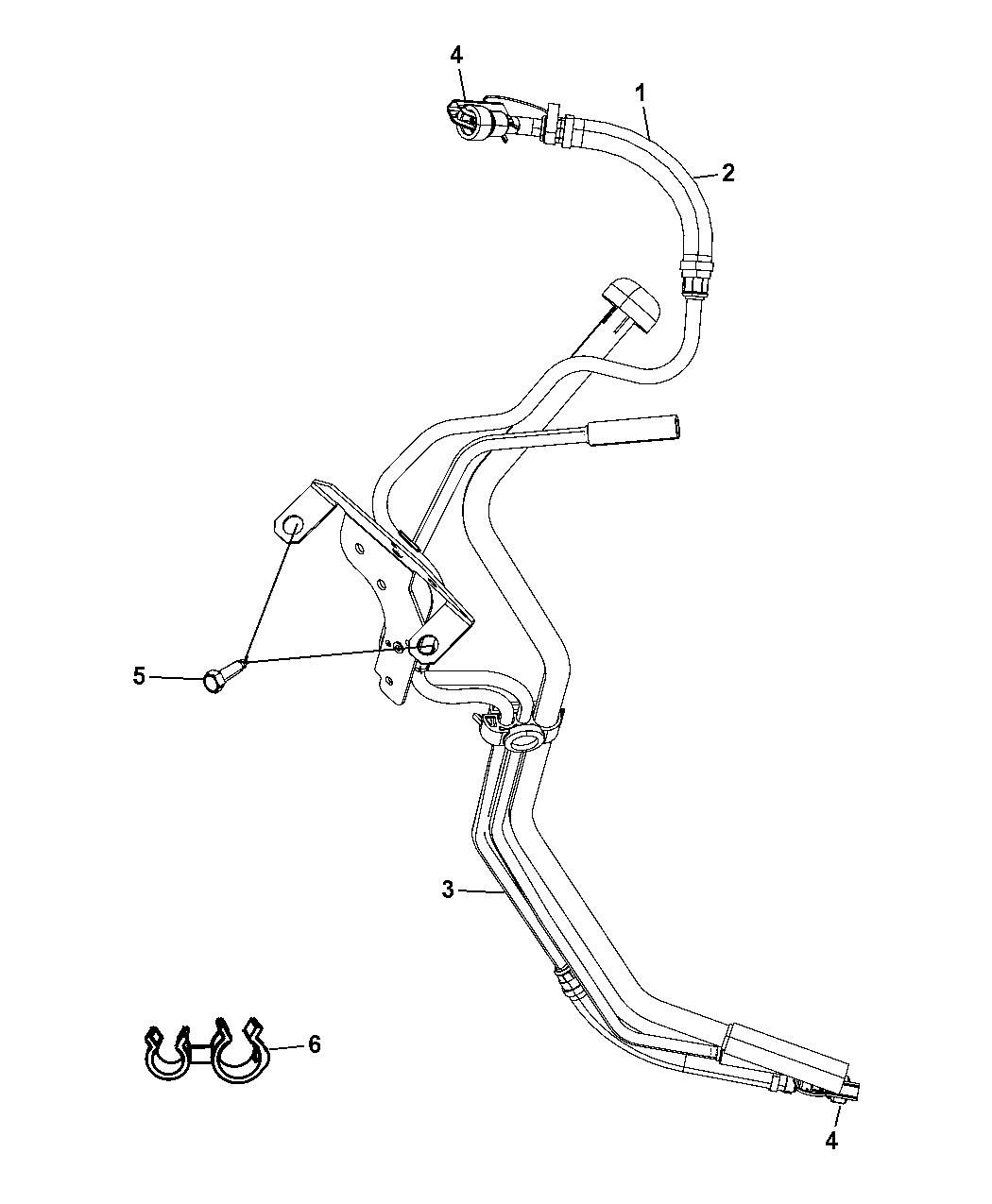 Dodge Ram Fuel Lines Amp Related