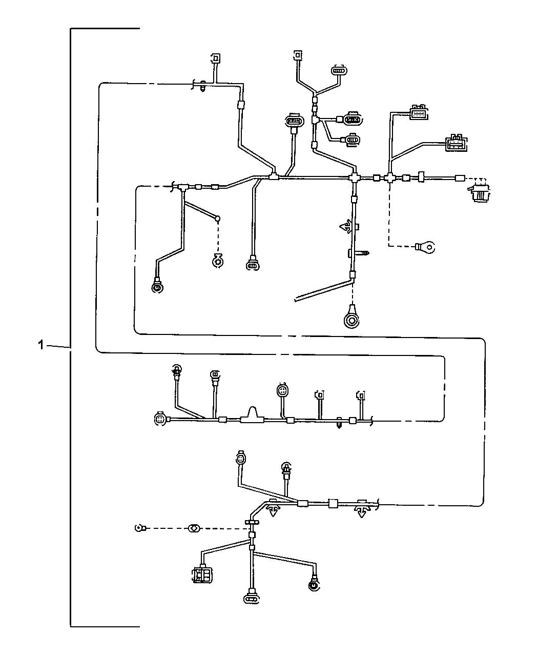 Chrysler Cirrus Wiring