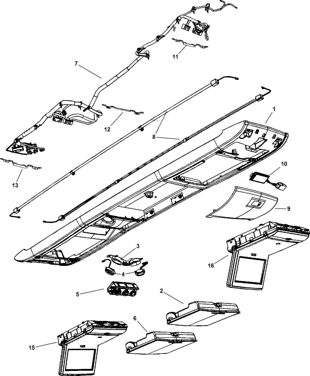 [DIAGRAM] 2008 Chrysler Town And Country Touring Wiring