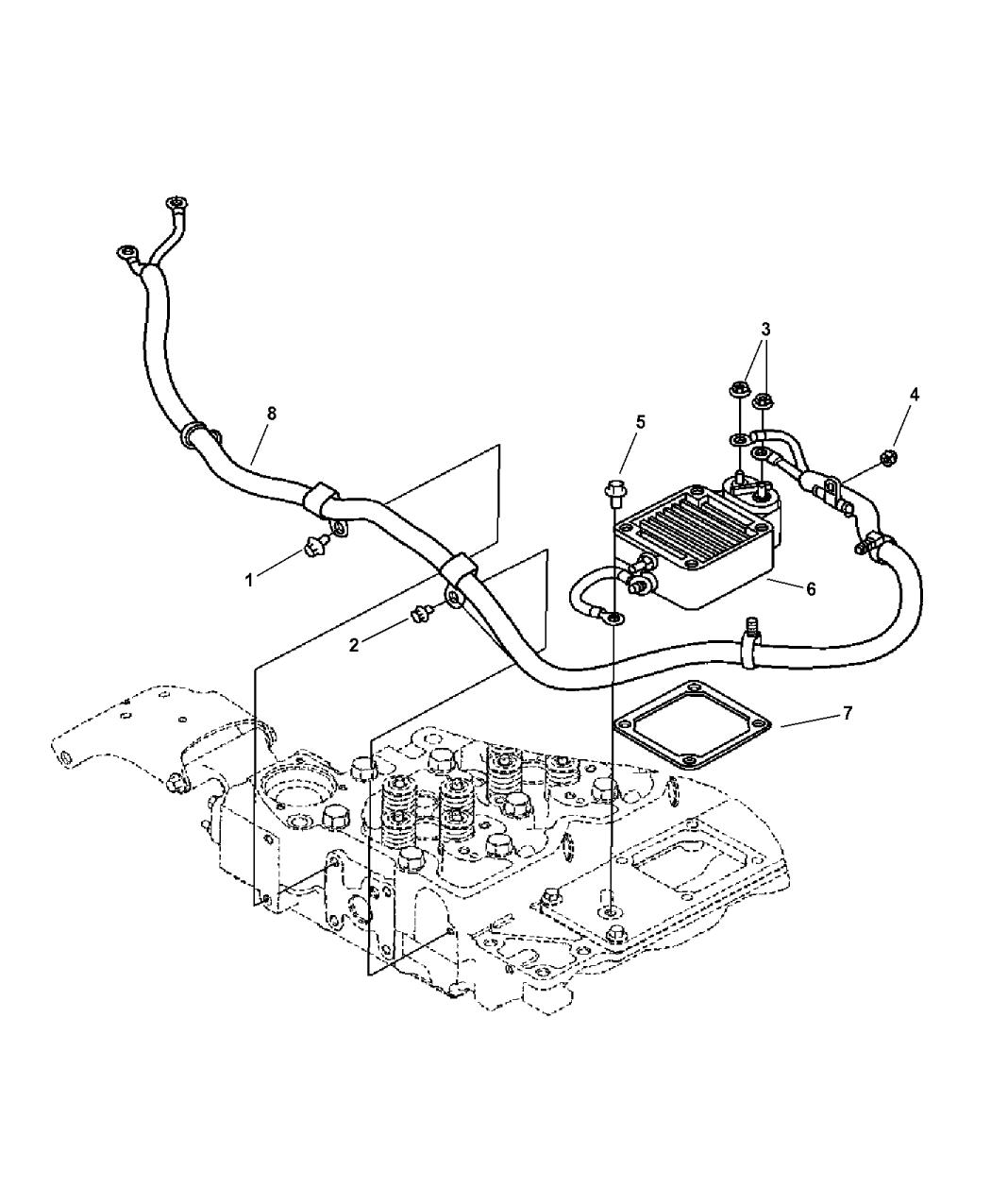 Dodge Ram Wiring Amp Intake Heater