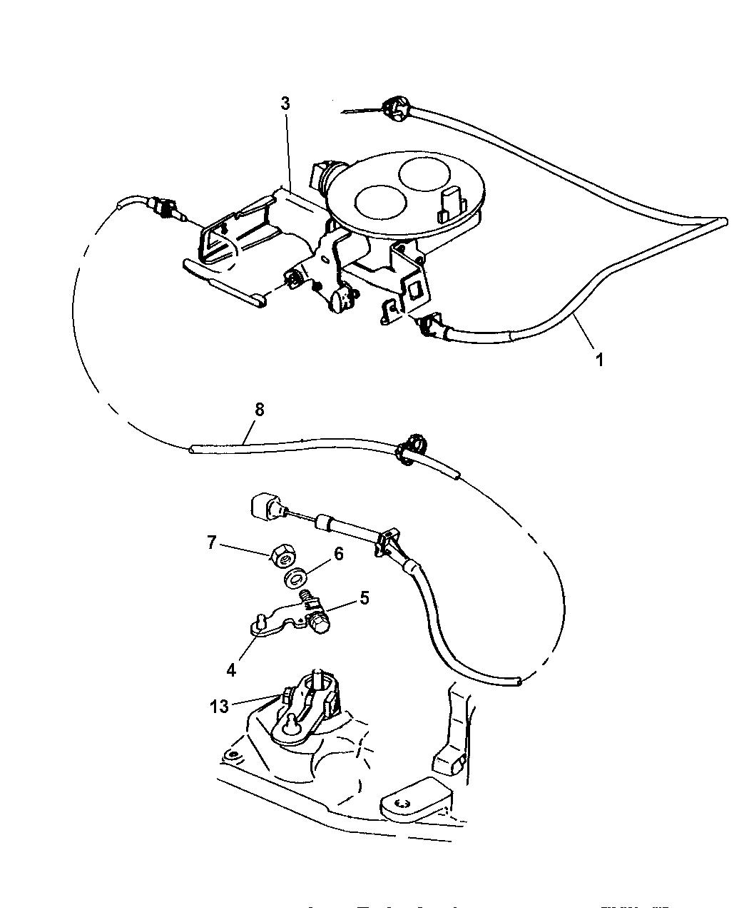 Dodge Ram Throttle Control
